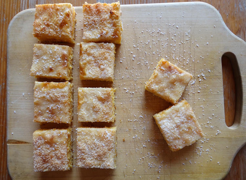 Kuchen aus kondensmilch